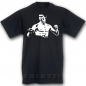Preview: T-Shirt - Bruce Lee . Kung Fu - KULT -