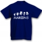 Preview: T-Shirt - Maroon 5 -  A Girl like you -
