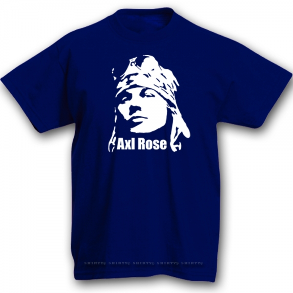 T-Shirt - Axl Rose -   Guns`n Roses