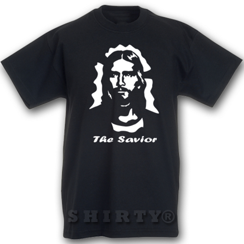T-Shirt - Jesus Christus -  The Savior