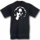 T-Shirt - John Lennon   - Give Peace a chance -